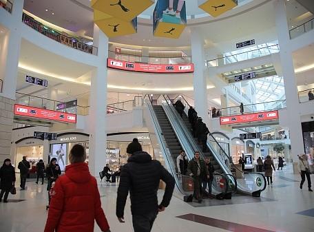 LED экраны ТРЦ «Метрополис» г. Москва