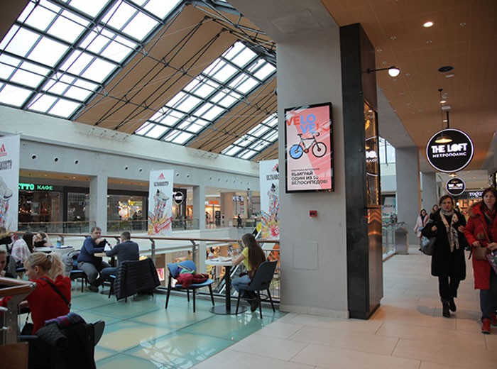 LCD панели и видеостены