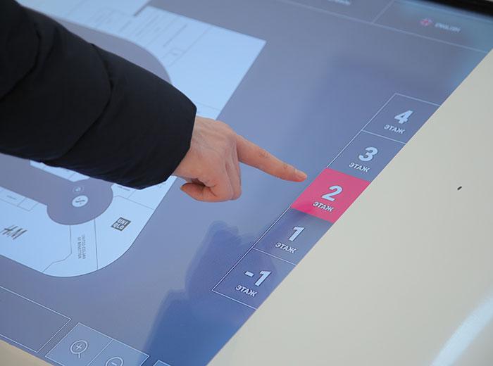 Интерактивная навигация