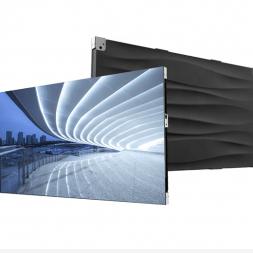 Светодиодный экран на кабинетах SP Fix 2