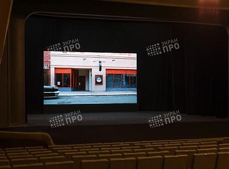 Интерьерный экран. Театр.