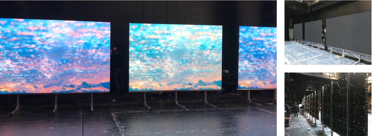 демонстрация экранов