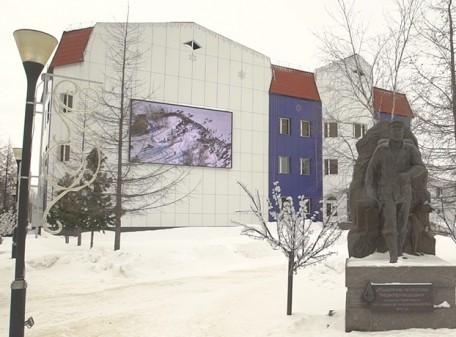 Уличный экран для ООО «НОВАТЭК-ТАРКОСАЛЕНЕФТЕГАЗ»